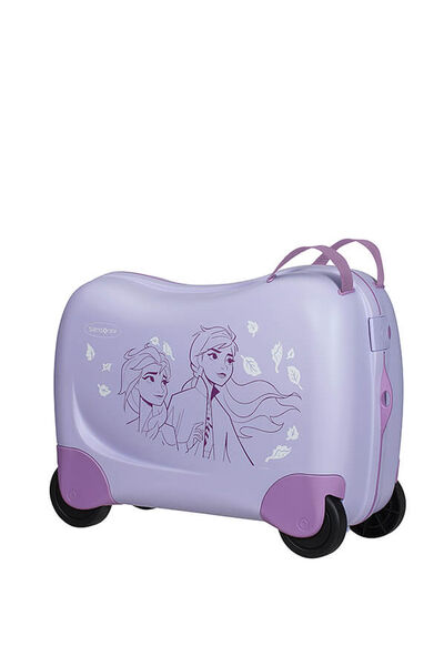 Dream Rider Disney Koffert med 4 hjul