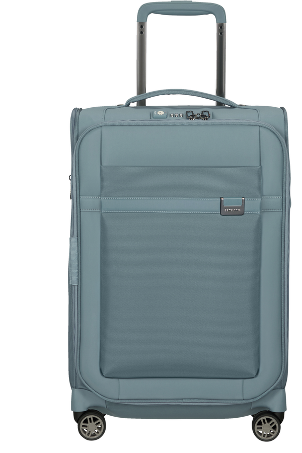 Samsonite Airea Spinner Expandable 35cm 55cm  Smoke Blue