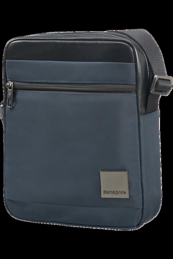 Samsonite Hip-Square Tablet Crossover M  20cm/7.9inch Mørkeblå