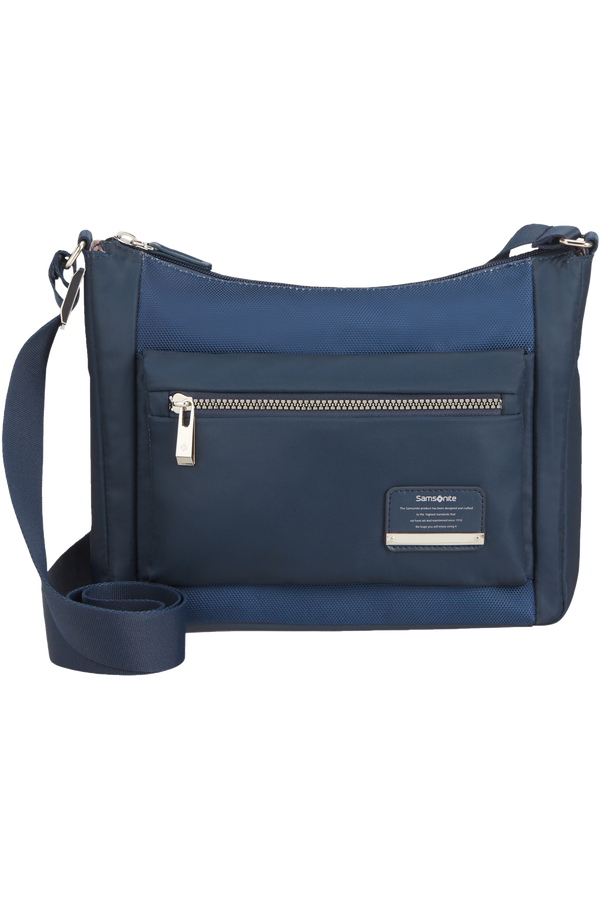 Samsonite Openroad Chic Shoulder Bag + 1 Pkt S  Midnattsblå