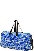 Travel Accessories Duffelbagg Graffiti Blue