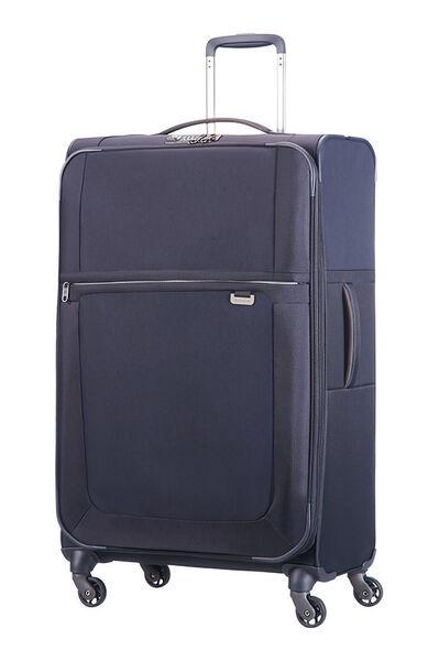Uplite Utvidbar koffert med 4 hjul 78cm