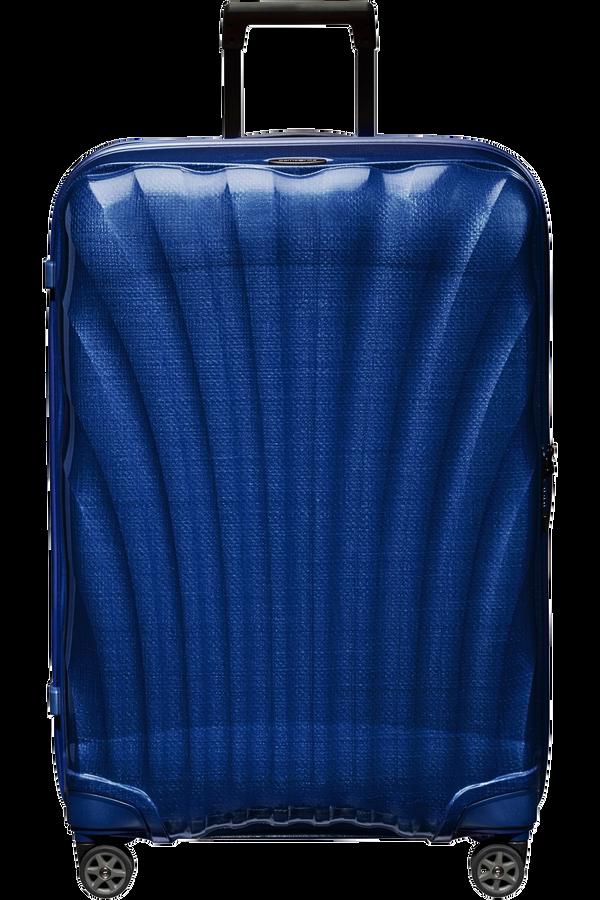 Samsonite C-Lite Spinner 75cm  Dyp blå