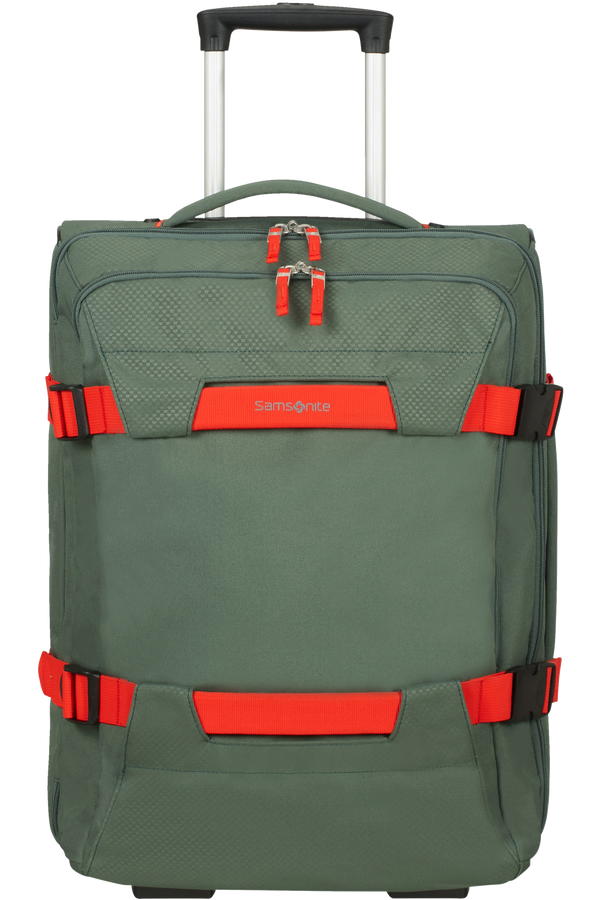 Samsonite Sonora Duffle with wheels 55cm  Thyme Green