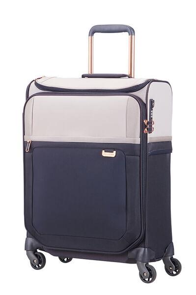 Uplite Koffert med 4 hjul og topplomme 55cm