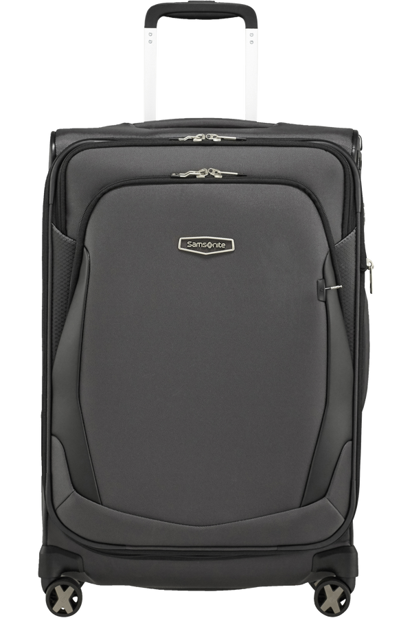 Samsonite X'blade 4.0 Spinner Expandable 63cm  Grey/Black