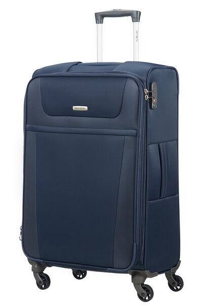 Allegio Utvidbar koffert med 4 hjul M