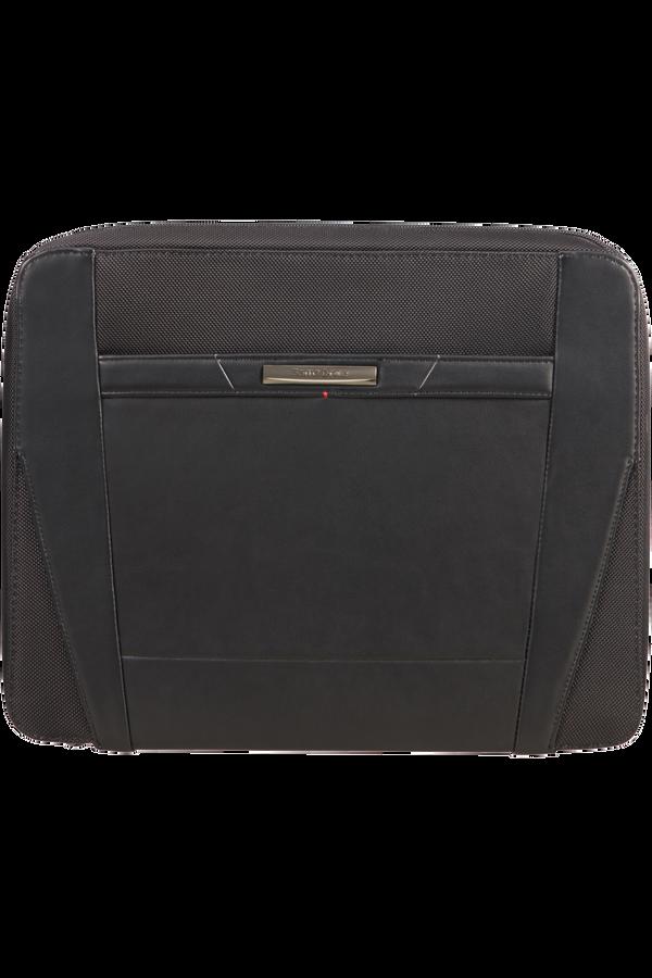 Samsonite Stationery Pro-Dlx 5 Zip Folder A4 Det B  Svart