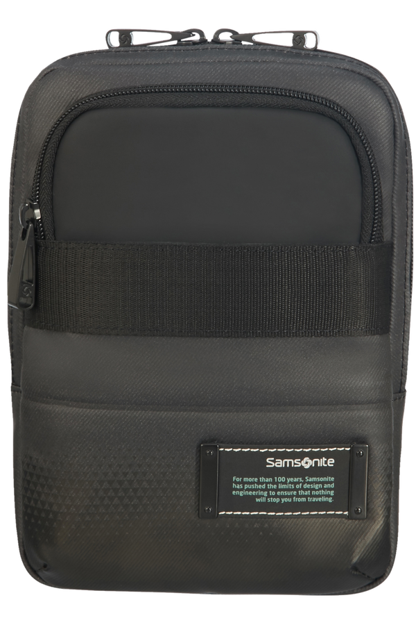 Samsonite Cityvibe 2.0 Tablet Crossover Bag S  Jetsvart