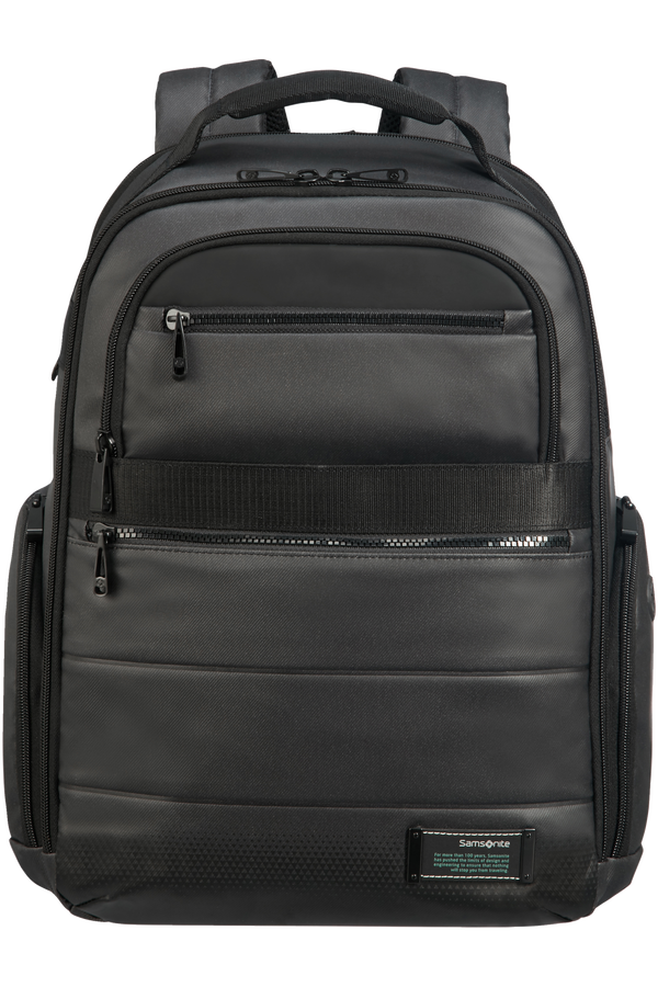 Samsonite Cityvibe 2.0 Laptop Backpack Exp.  15.6inch Jetsvart