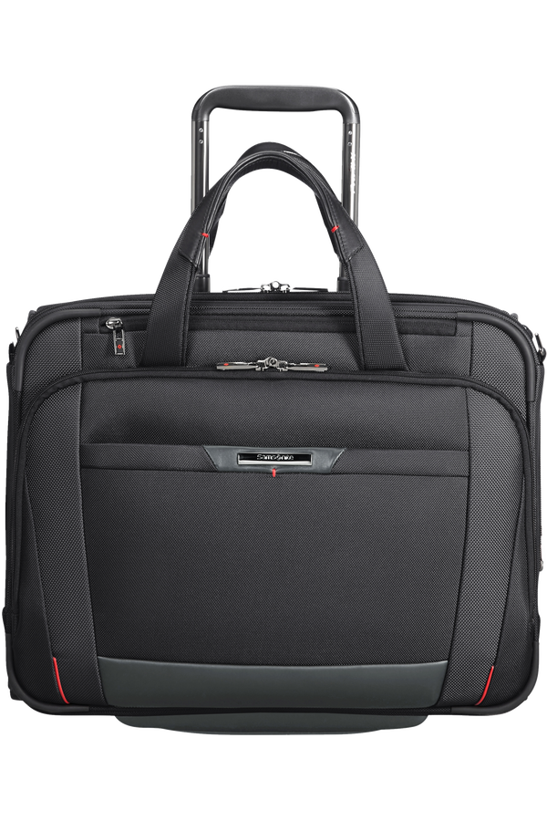 Samsonite Pro-Dlx 5 Business Case WH Expandable  39.6cm/15.6inch Svart