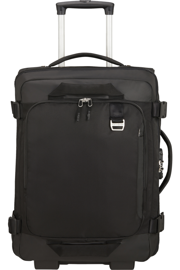 Samsonite Midtown Duffle/Backpack with wheels 55cm  Svart