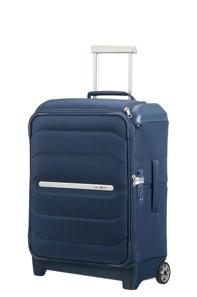 Flux Soft Koffert med 2 hjul og topplomme 55cm