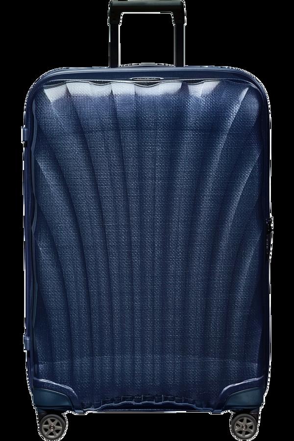 Samsonite C-Lite Spinner 75cm  Midnattsblå