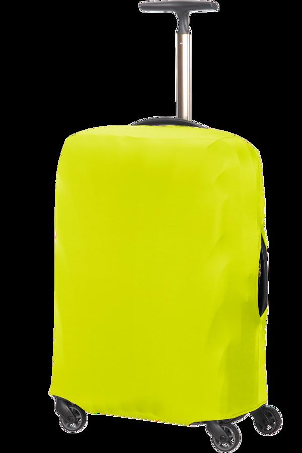 Samsonite Global Ta Lycra Luggage Cover S Limegrønn