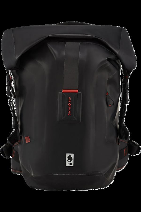 Samsonite Paradiver Perform Laptop Backpack L 15.6inch Svart