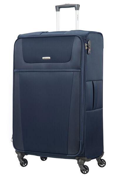 Allegio Utvidbar koffert med 4 hjul L
