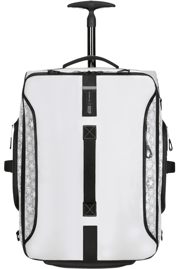Samsonite Paradiver L Star Wars Duffle with Wheels Backpack Star Wars 55cm  Stormtrooper White Mesh