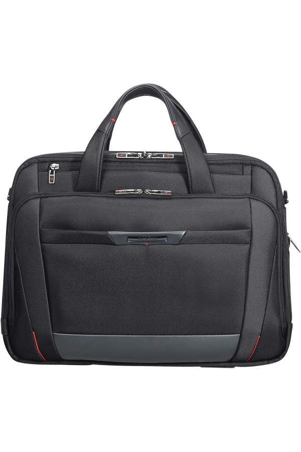 Samsonite Pro-Dlx 5 Laptop Bailhandle Expandable  43.9cm/17.3inch Svart