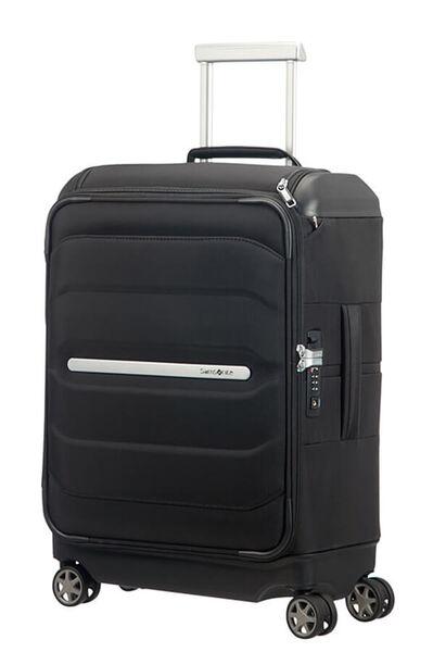 Flux Soft Koffert med 4 hjul og topplomme 55cm