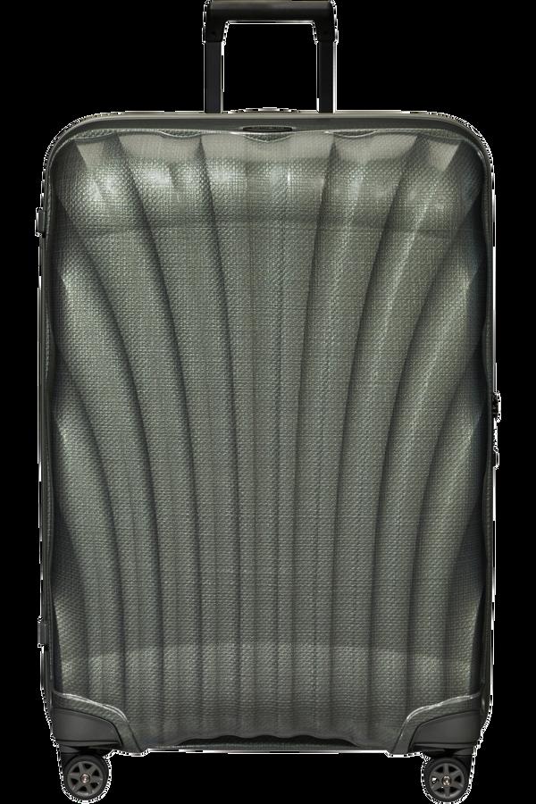 Samsonite C-Lite Spinner 81cm  Grønn metallic