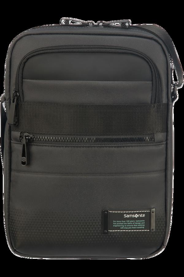 Samsonite Cityvibe 2.0 Tablet Crossover Bag  9.7inch Jetsvart