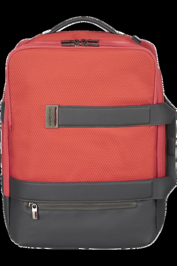 Samsonite Zigo 3-Way Shoulder Bag Expandable L  Oransje