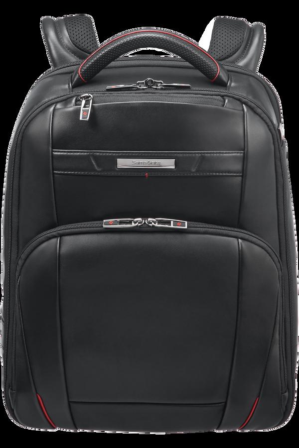 Samsonite Pro-Dlx 5 Lth Laptop Backpack  14.1inch Svart