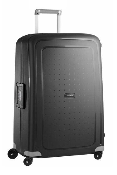 S'Cure Koffert med 4 hjul 75cm