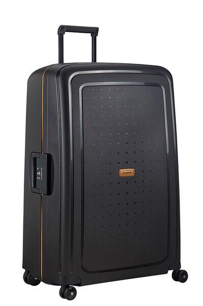 S'cure Eco Koffert med 4 hjul 81cm