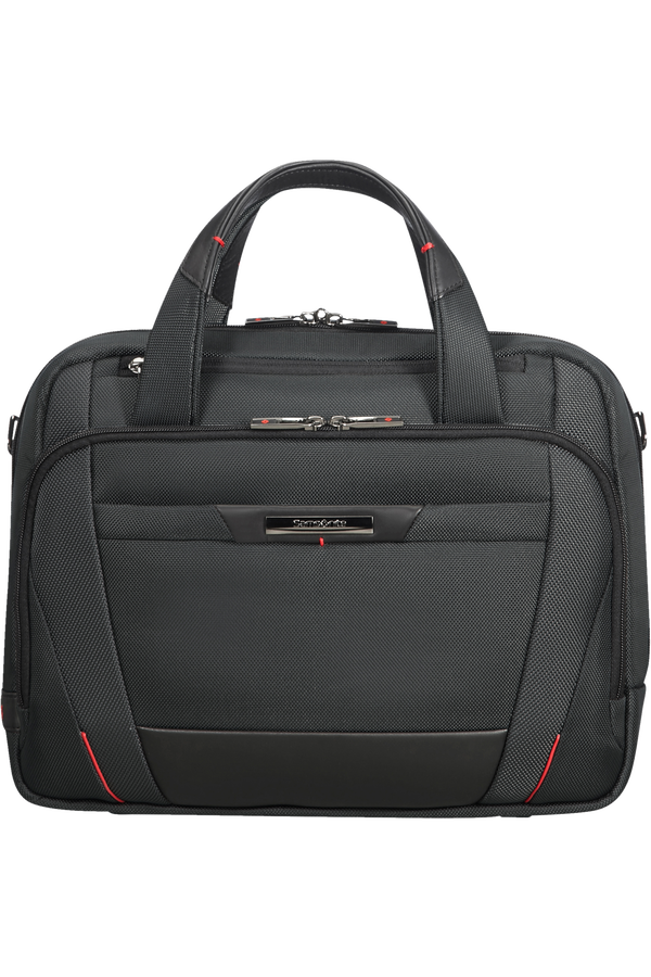 Samsonite Pro-Dlx 5 Laptop Bailhandle  35.8cm/14.1inch Svart