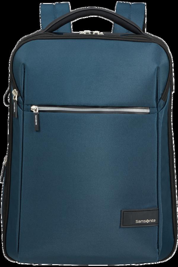 Samsonite Litepoint Laptop Backpack Expandable 17.3'  Påfugl