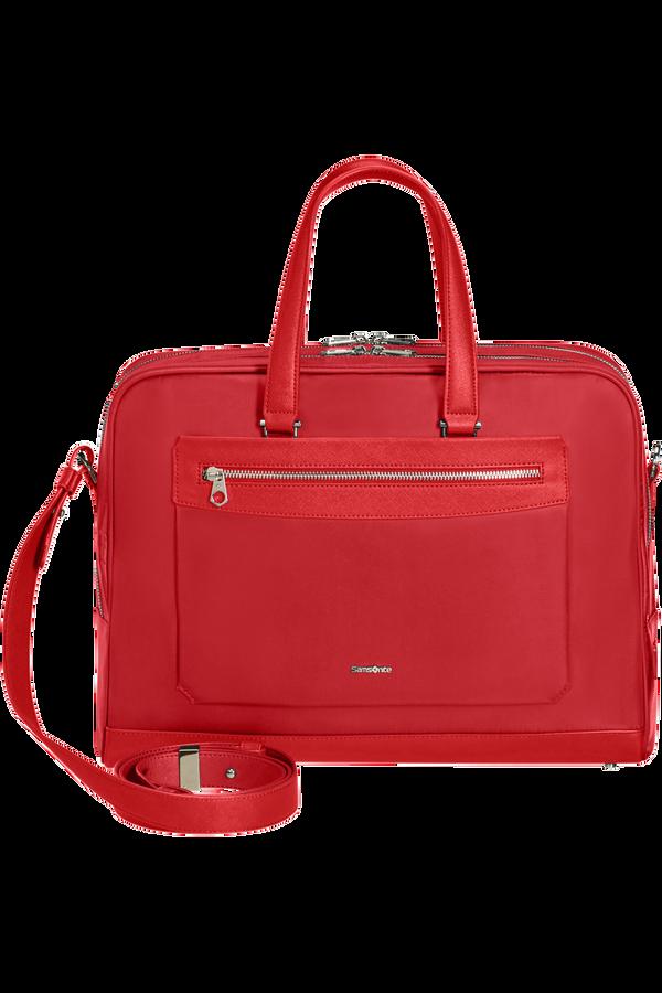 Samsonite Zalia 2.0 Bailhandle 2 Compartments 15.6'  Klassisk rød