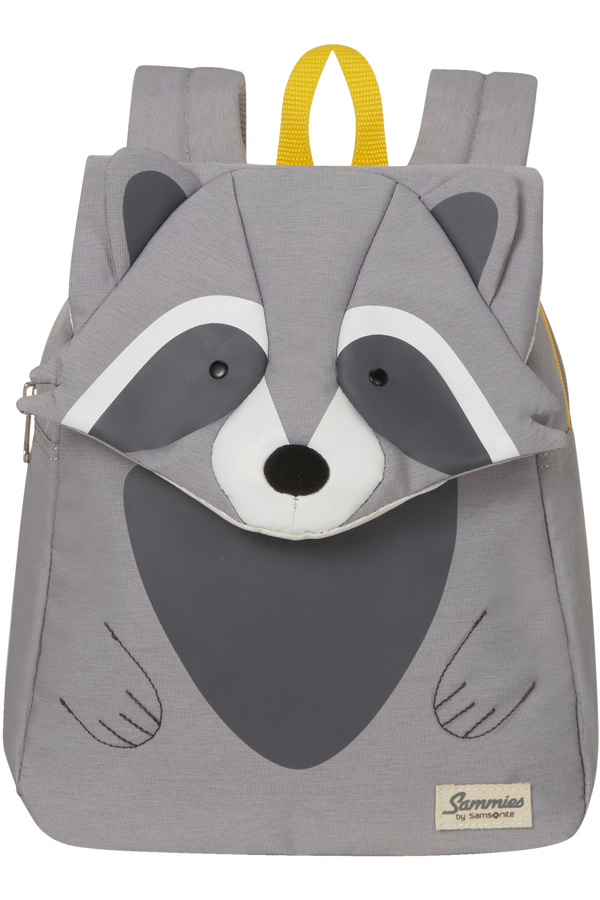 Samsonite Happy Sammies Eco Backpack Raccoon Remy S  Raccoon Remy