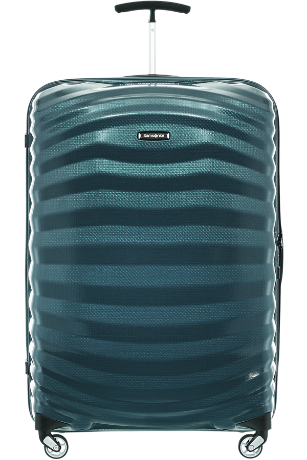 Samsonite Lite-Shock Spinner 75cm Petrol Blue