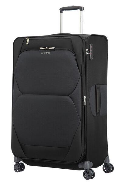 Dynamore Utvidbar koffert med 4 hjul 78cm