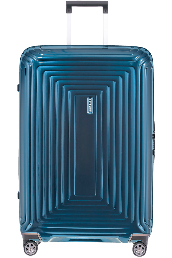 Samsonite Neopulse Spinner 75cm Metallic Blue