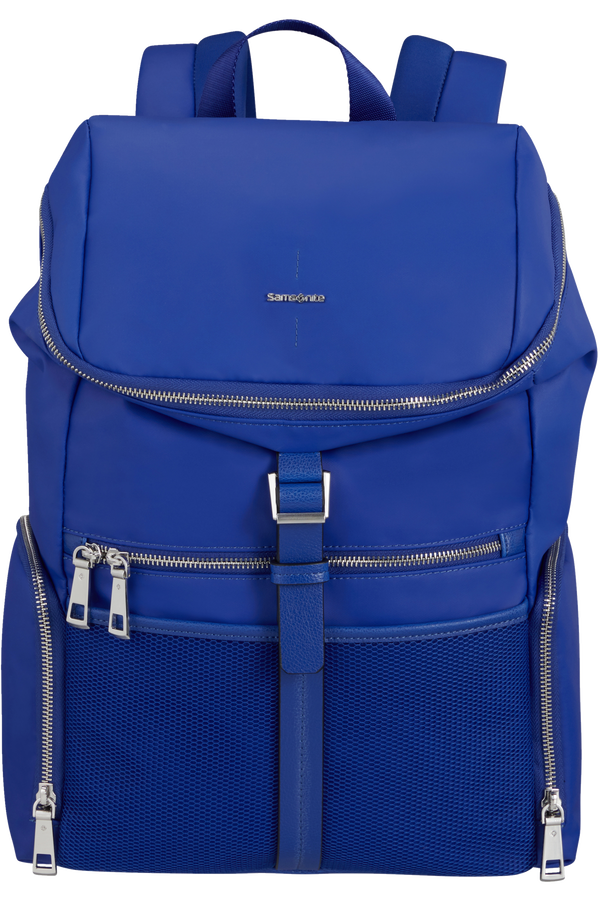 Samsonite Activ-Eight Top Open. Backpack 14.1'  Levende blå