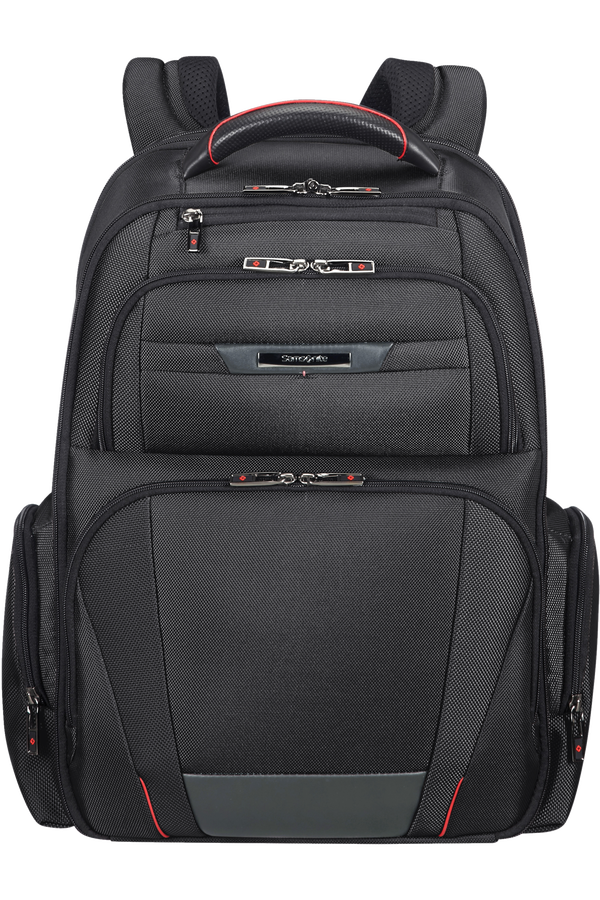 Samsonite Pro-Dlx 5 Laptop Backpack 3V Expandable  43.9cm/17.3inch Svart