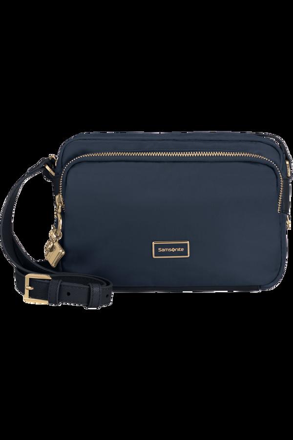 Samsonite Karissa 2.0 Pouch + Shoulder Bag M  Midnattsblå
