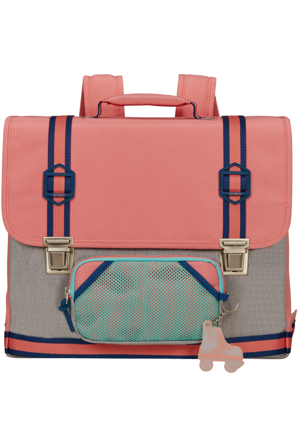 Samsonite Sam School Spirit School Bag M  Bubble Gum Pink