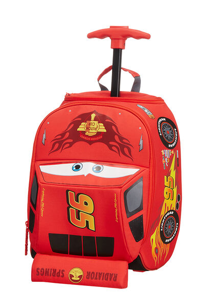 Disney Ultimate Upright (to hjul) Cars Classic