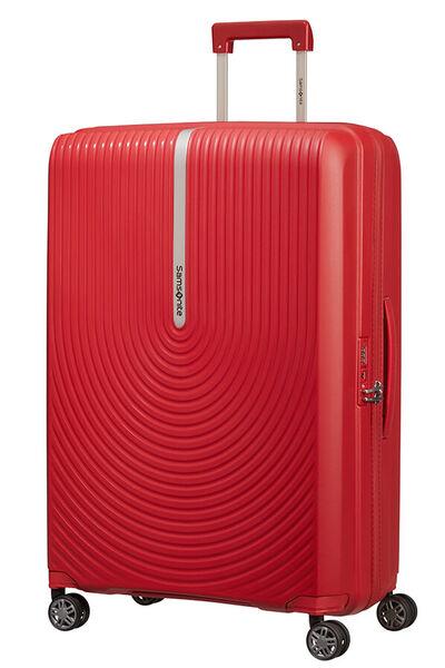 Hi-Fi Utvidbar koffert med 4 hjul 75cm