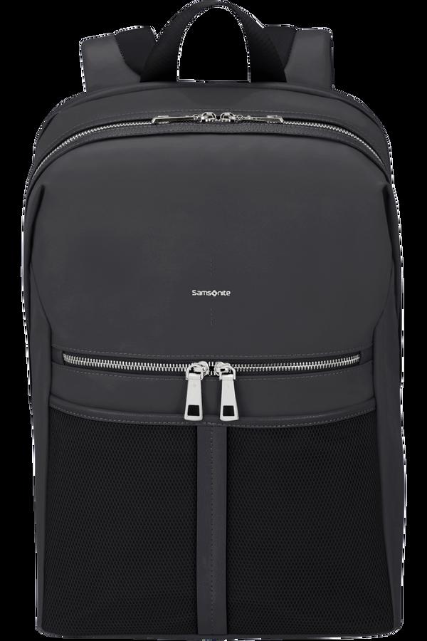 Samsonite Activ-Eight Zippered Backpack 15.6'  Svart