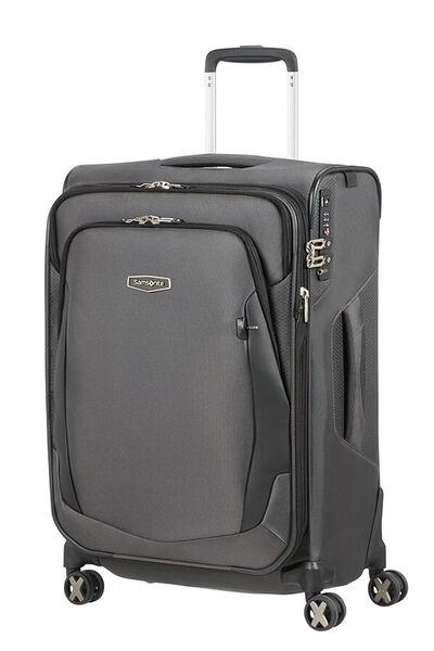 X'blade 4.0 Utvidbar koffert med 4 hjul 63cm