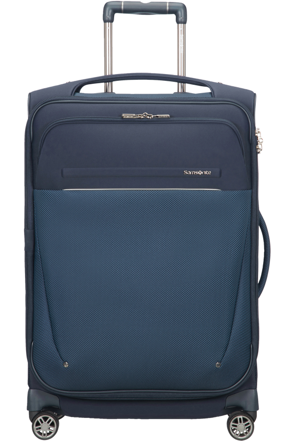 Samsonite B-Lite Icon Spinner Expandable 63cm  Mørkeblå