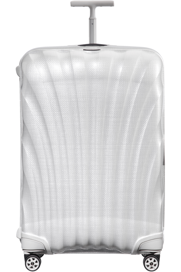 Samsonite Lite-Locked Spinner 75cm Off white
