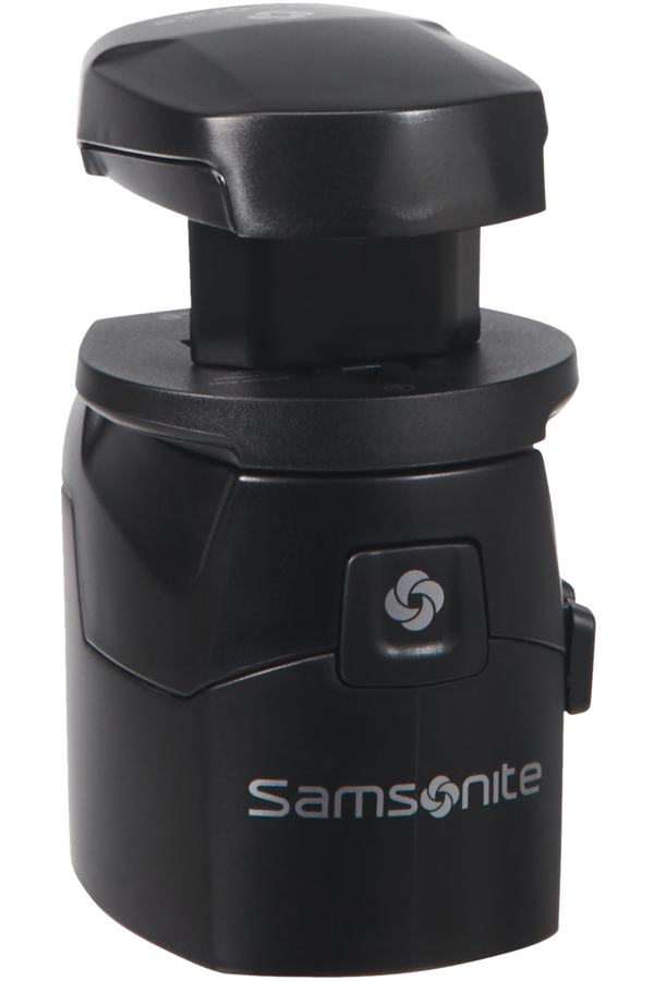 Samsonite Global Ta Worldwide Adapter + USB Svart