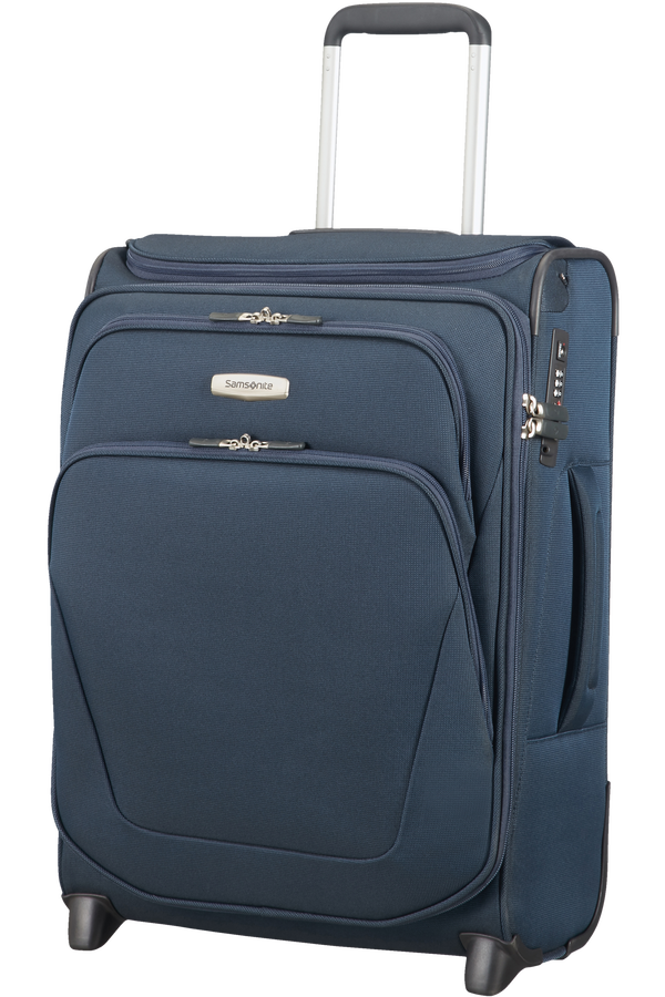 Samsonite Spark SNG Upright Toppocket Expandable 55cm  Blå