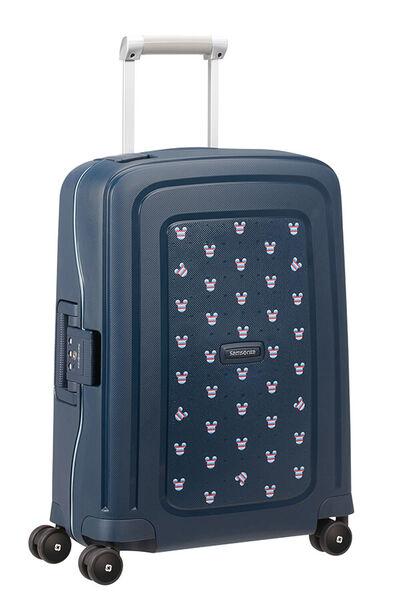 S'cure Disney Koffert med 4 hjul 55cm